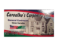 Carvalho's Carpentry