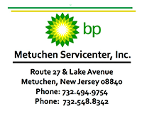 BP - Metuchen Servicenter Inc